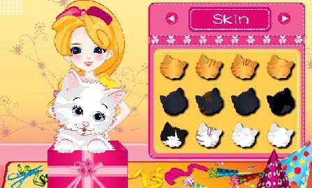Jeux de chats jeu de chat virtuel en ligne et gratuit - Un chat gratuit ...